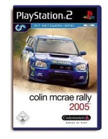 Colin Mc Rae Rally 2005 (PS2)