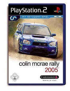 Colin Mc Rae Rally 2005 (German) (PS2)