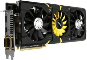 MSI R9 290X Lightning, Radeon R9 290X, 4GB GDDR5, 2x DVI, HDMI, DP (V307-001R)