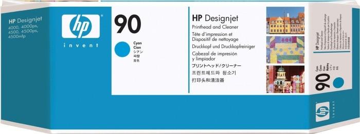 HP 90 Druckkopf cyan (C5055A)