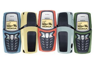 O2 Nokia 5210 (various contracts)