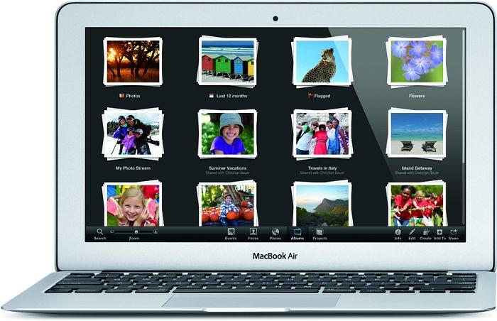 """Apple MacBook Air 11.6"""", Core i5-4250U, 4GB RAM, 128GB SSD [Mid 2013] (MD711D/A)"""