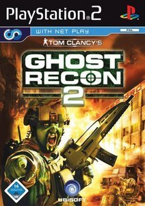 Tom Clancy's Ghost Recon 2 (deutsch) (PS2)