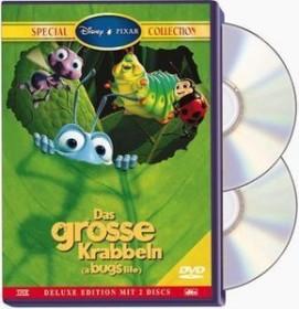 Das große Krabbeln - A Bug's Life (DVD)