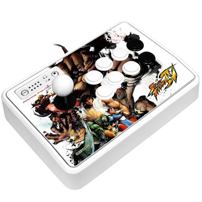 MadCatz Street Fighter IV FightStick (PS3)