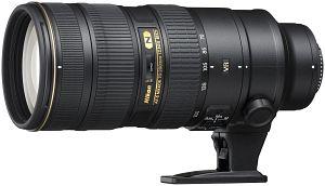 Nikon AF-S 70-200mm 2.8G ED II VR schwarz (JAA807DA)