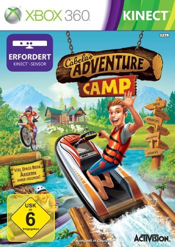 Cabela Adventure Camp (deutsch) (Xbox 360) -- via Amazon Partnerprogramm