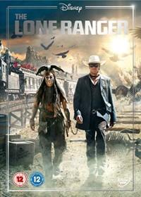 Lone Ranger (2013) (DVD) (UK)
