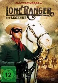 Lone Ranger - Die Legende (DVD)