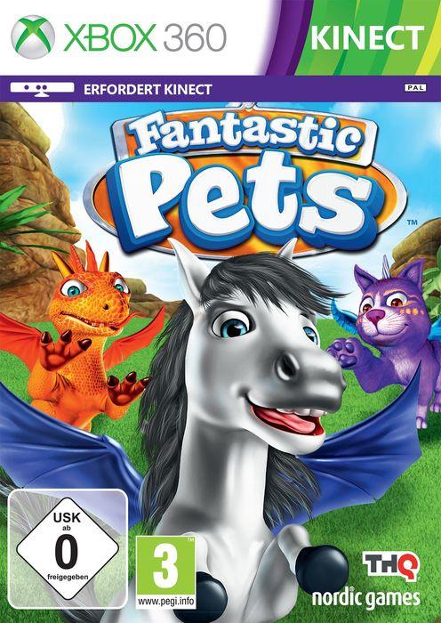 Fantastische Haustiere (Kinect) (German) (Xbox 360)