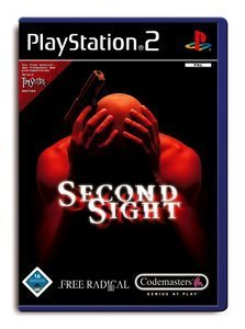 Second Sight (German) (PS2)