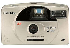 Pentax efina AF50