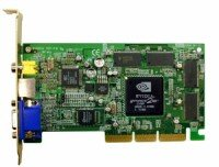 Sparkle SP6800M2T, GeForce2 MX/200, TV-out, 64MB, AGP, Retail