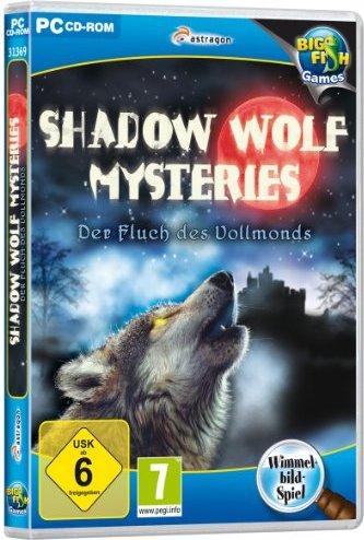 Shadow Wolf Mysteries: Der Fluch des Vollmondes (deutsch) (PC) -- via Amazon Partnerprogramm
