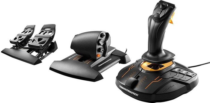 Thrustmaster T.16000M FCS Flight Pack, USB (PC) (2960782)