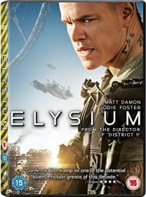Elysium (DVD) (UK)