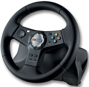Logitech Precision Vibration Feedback Wheel (Xbox) (963324-0914)