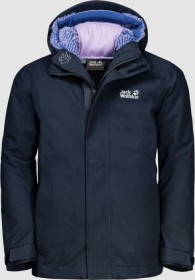 Jack Wolfskin Drei Berge Jacke midnight blue (Junior) (1608081-1910)