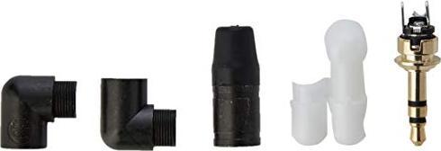 Neutrik NTP3RC 3 5mm-Klinkenstecker, gewinkelt (verschiedene Farben) ab €  2,92
