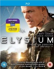 Elysium (Blu-ray) (UK)