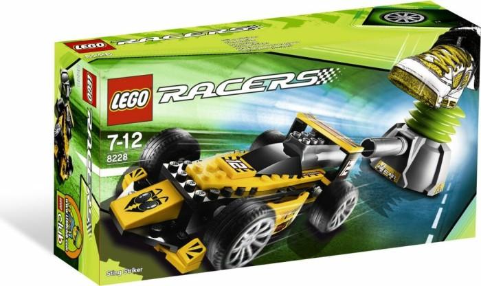 LEGO Racers - Kugelblitz (8228) -- via Amazon Partnerprogramm