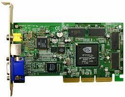 Sparkle SP6800M4, GeForce2 MX/400, 64MB, AGP