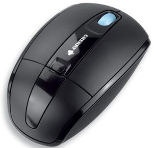 Cherry M-T3000 Passenger wireless Traveller Mouse black, USB