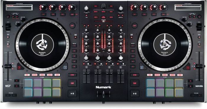 Numark NS7 II DJ software controller, USB 2.0