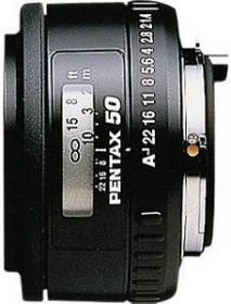 Pentax smc FA 50mm 1.4 schwarz (20817)