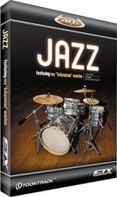 Toontrack Jazz EZX (PC/MAC)