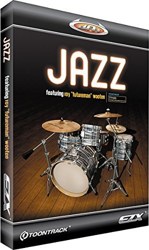 Toontrack Jazz EZX (PC/MAC) -- via Amazon Partnerprogramm