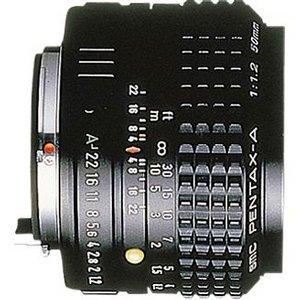 Pentax smc A 50mm schwarz