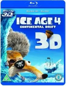 Ice Age 4 - Continental Drift (3D) (Blu-ray) (UK)