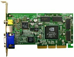 Sparkle SP6800M4, GeForce2 MX/400, 32MB, AGP