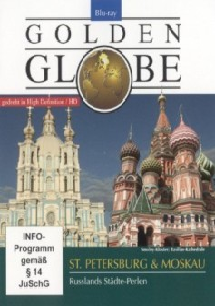 Reise: Golden Globe - St. Petersburg & Moskau (DVD)