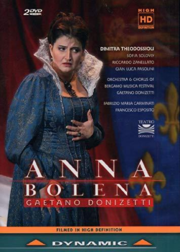 Anna Bolena -- via Amazon Partnerprogramm