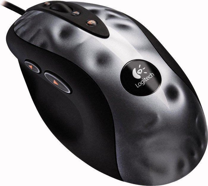 Logitech MX 518 Gaming-Grade Optical Mouse, PS/2 & USB (931352-0914)