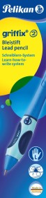 Pelikan griffix Bleistift HB Linkshänder, Bluesea (955286)