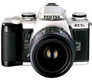 Pentax MZ-5N (SLR) korpus