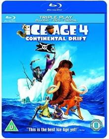 Ice Age 4 - Continental Drift (Blu-ray) (UK)