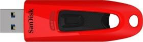 SanDisk Ultra 128GB rot, USB-A 3.0 (SDCZ48-128G-U46R)