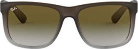 Ray-Ban RB4165 Justin Classic 55mm brown/green gradient (RB4165-854/7Z)