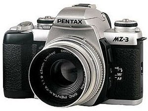 Pentax MZ-3 Data (SLR) body