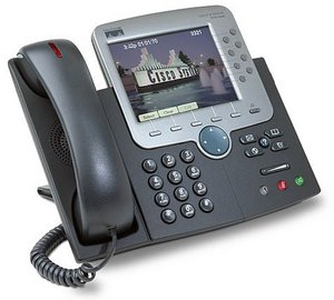 Cisco 7970G Unified IP Phone (CP-7970G-CH1/-CH2)