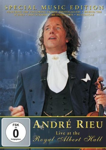 André Rieu - Live at the Royal Albert Hall -- via Amazon Partnerprogramm