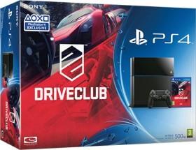 Sony PlayStation 4 - 500GB Driveclub Bundle schwarz
