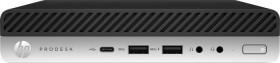 HP ProDesk 600 G3 DM, Core i3-7100T, 8GB RAM, 256GB SSD (7ZW51ES#ABD)