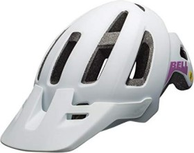 Bell Nomad MIPS Kinderhelm matte white/purple