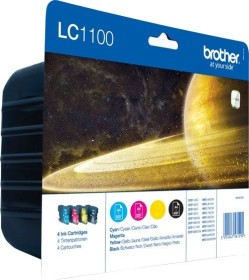 Brother Tinte LC1100 Value Pack (LC1100VALBPDR)
