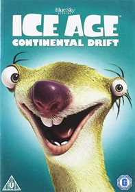 Ice Age 4 - Continental Drift (DVD) (UK)